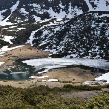 Le lac Stiol, dans les Maramures