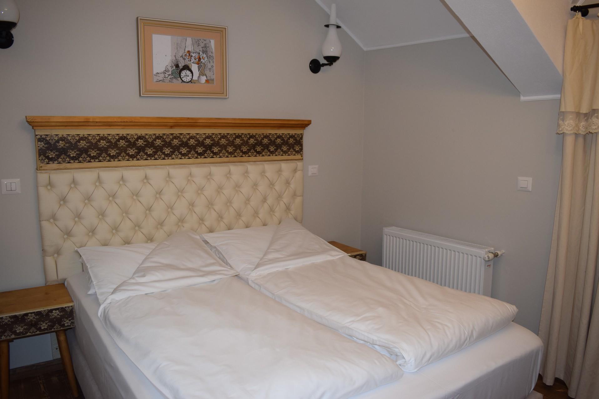 Pastel Chalet room