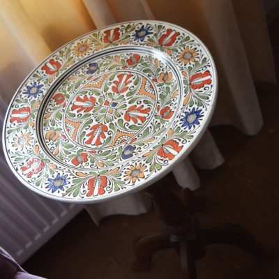Ornamentation of Pastel Chalet.