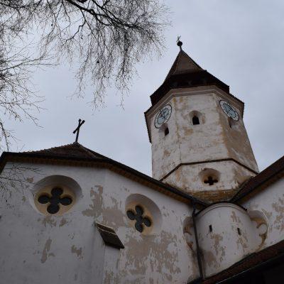 L'église fortifiée de Prejmer.