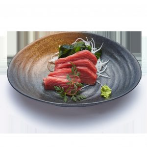 Maguro no Sashimi, restaurant Yuki.