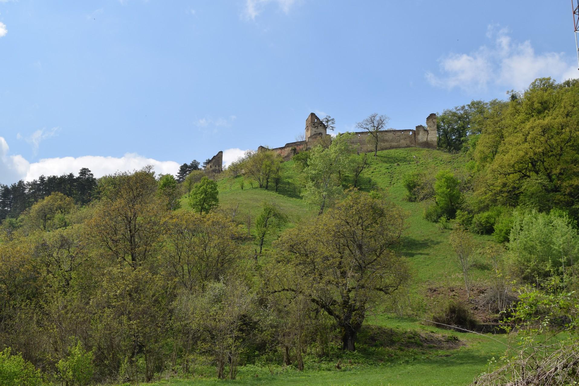 Saschiz village citadel