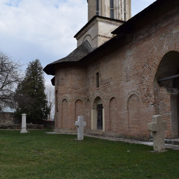 The saint Friday church of Targoviste.