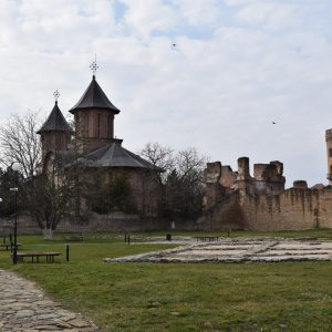 The princely church of Targoviste.