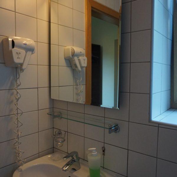 Arizto Villa, bathroom.