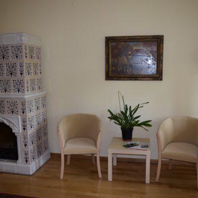 Villa Arizto, salle de sejour.