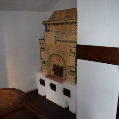 The Bran castle. Ornamentation.