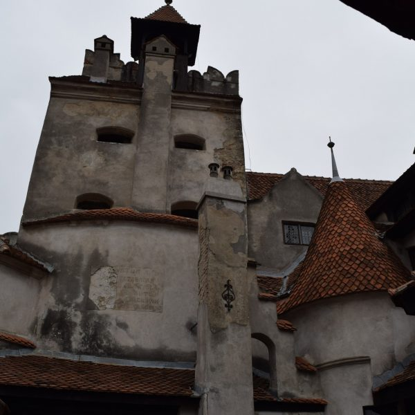 The Bran castle.