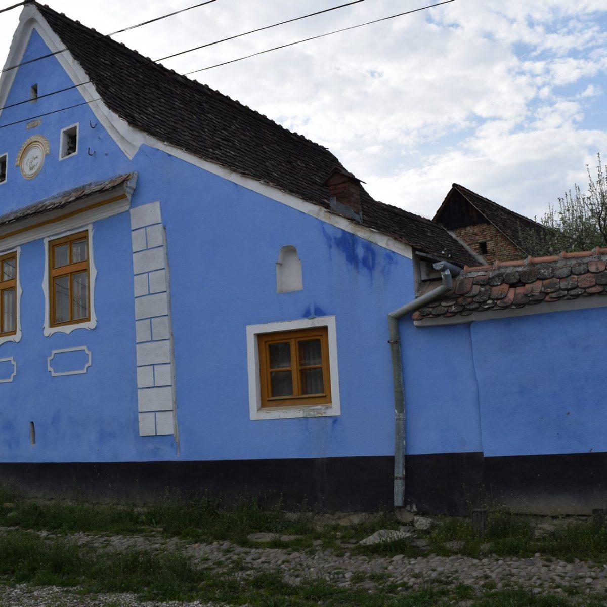Casa cu Zorele, second farm.