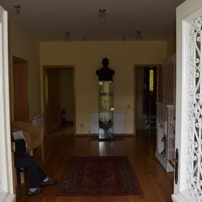 Arizto Villa, living-room.