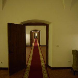 Voyage en Roumanie, le musée de la citadelle de Fagaras.