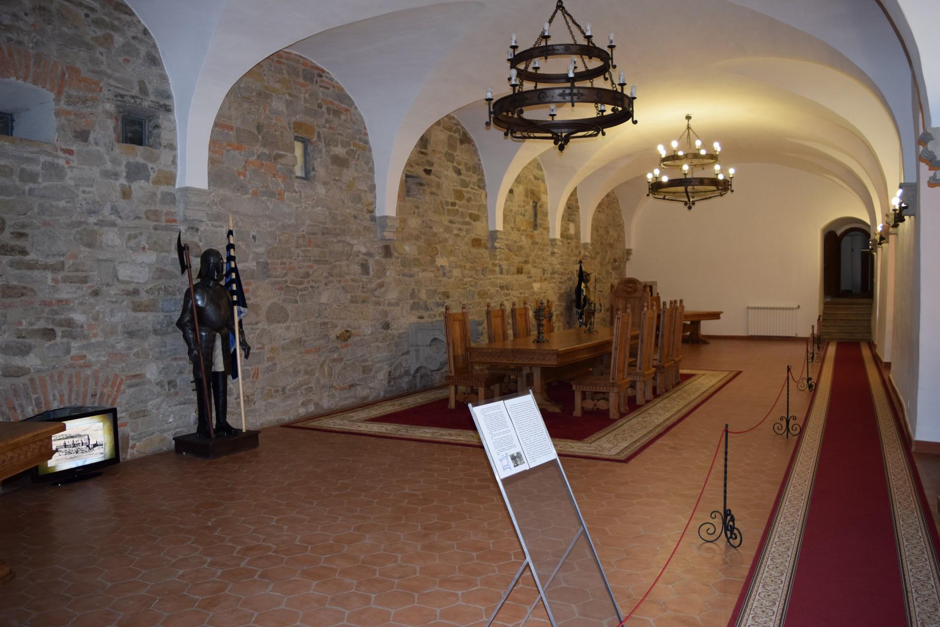 Voyage en Roumanie Musee Fagaras