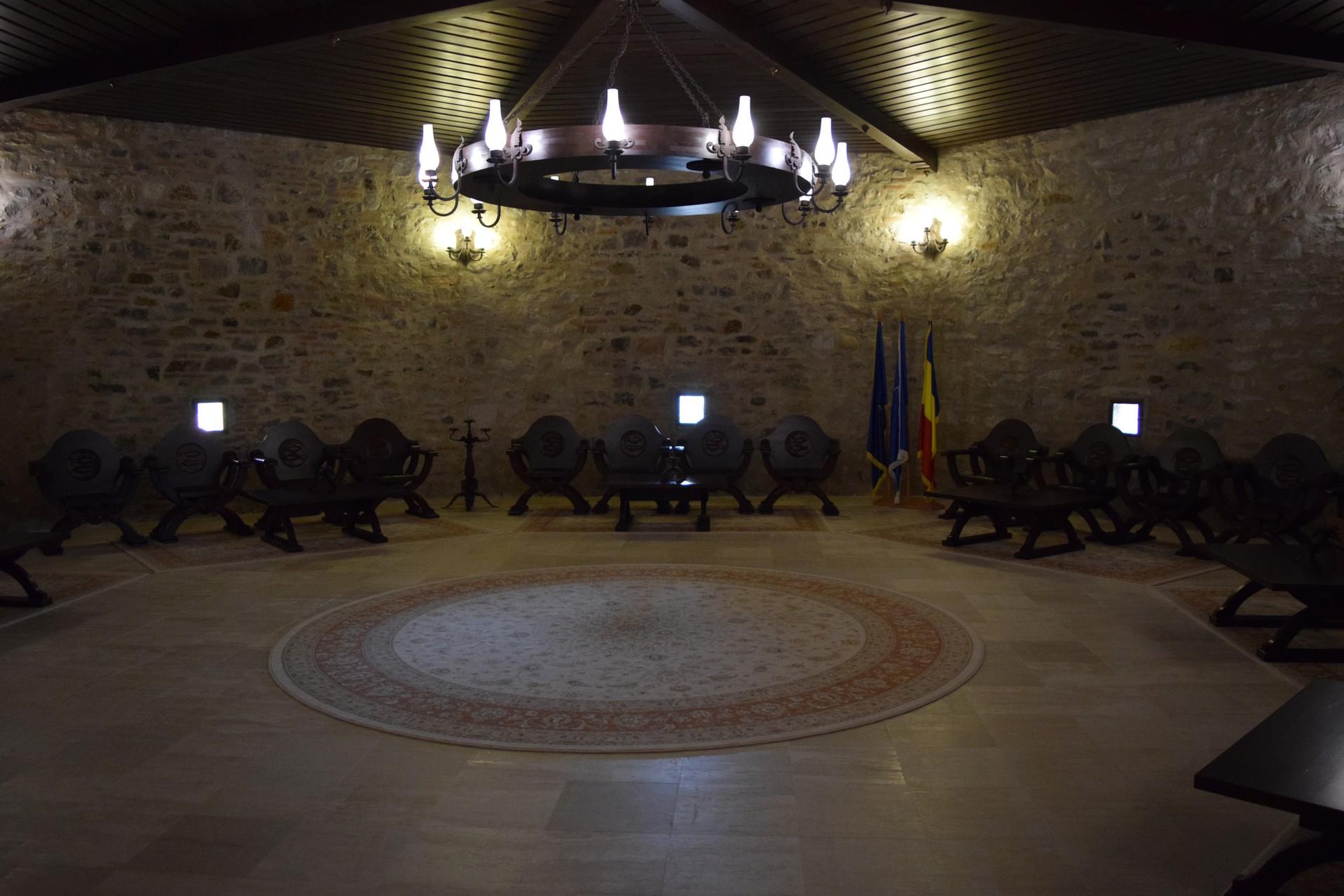 Voyage en Roumanie Chateau Fagaras