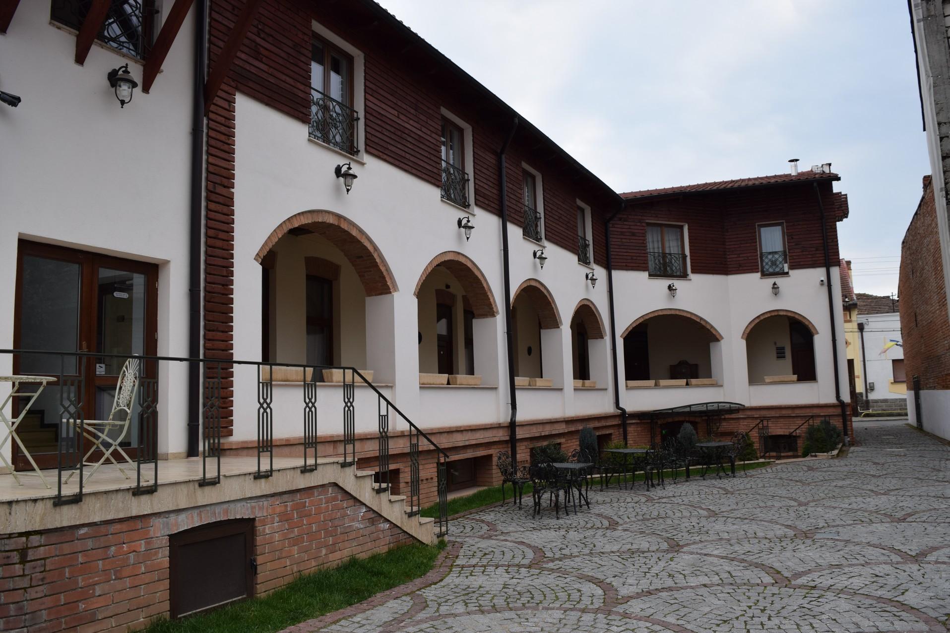 Voyage en Roumanie la maison de Caroline