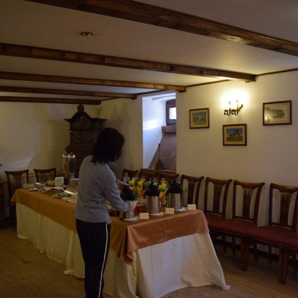 """Voyage en Roumanie, """"La maison de Caroline"""""""