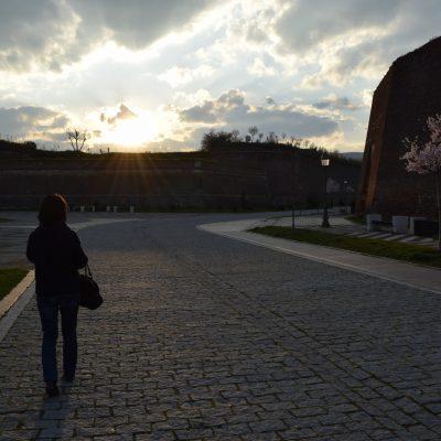 Voyage en Roumanie : Forteresse de Alba Iulia
