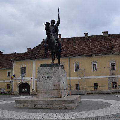 Voyage en Roumanie : Alba Iulia