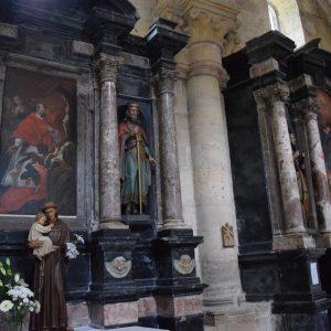 Voyage en Roumanie : Cathedrale Saint Pierre a Alba Iulia