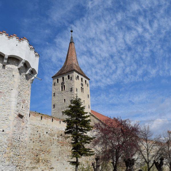 Voyage en Roumanie : Citadelle de Aiud