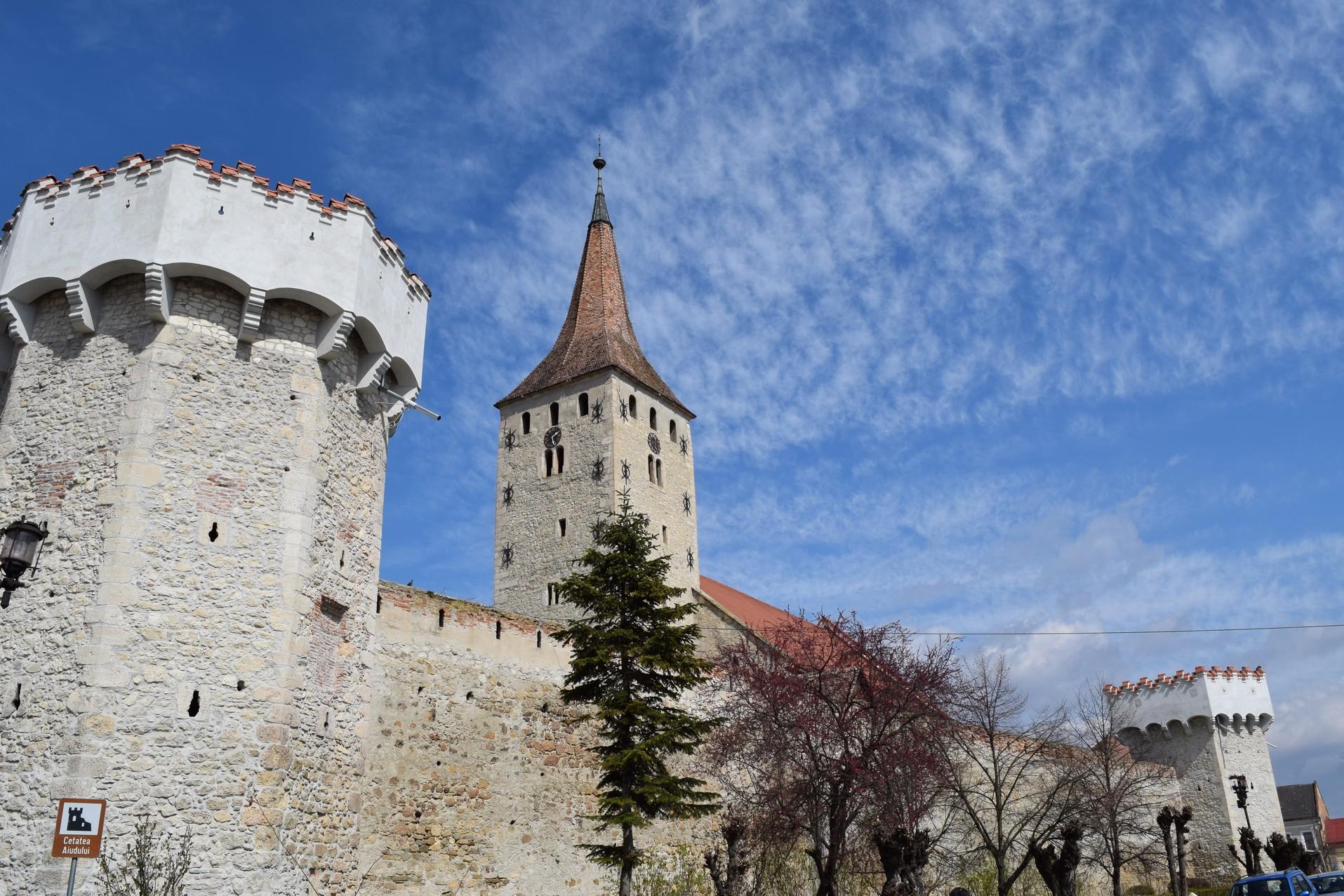 Voyage en Roumanie Citadelle Aiud