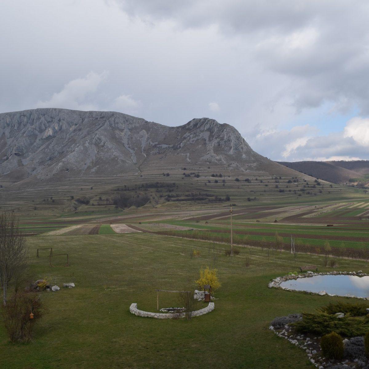 Voyage en Roumanie : Coltesti