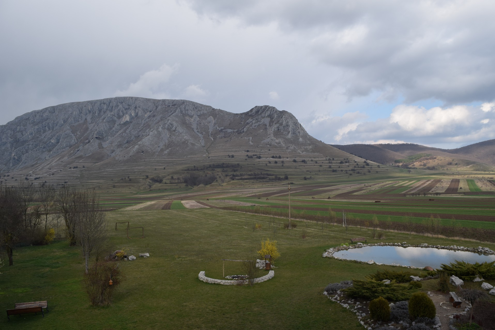 Voyage en Roumanie Coltesti