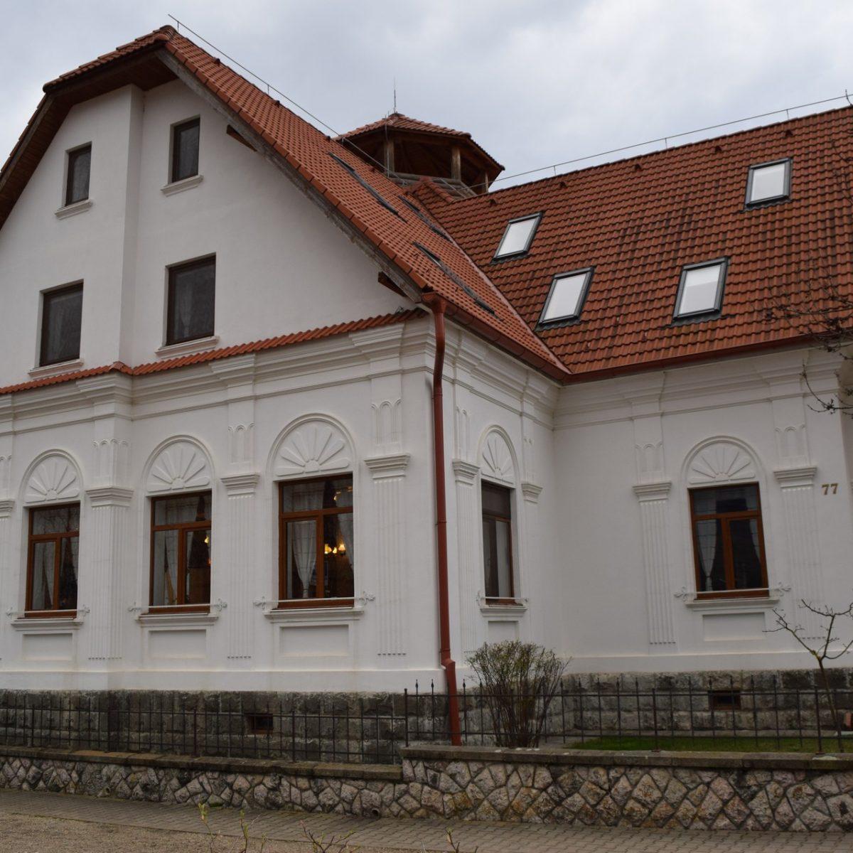 Voyage en Roumanie : Conac Secuiesc