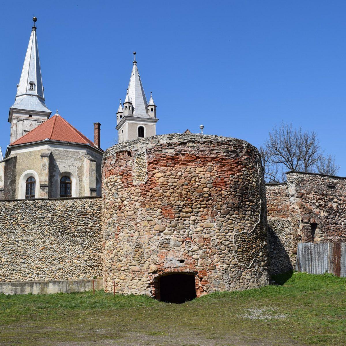 Voyage en Roumanie : Eglises fortifiees de Orastie