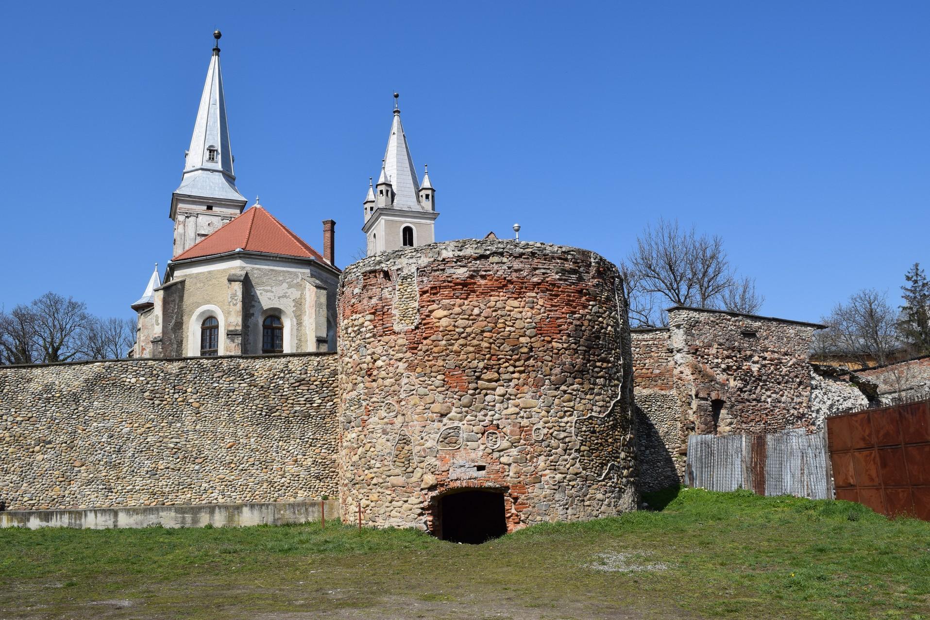 Voyage en Roumanie Eglises fortifiees Orastie
