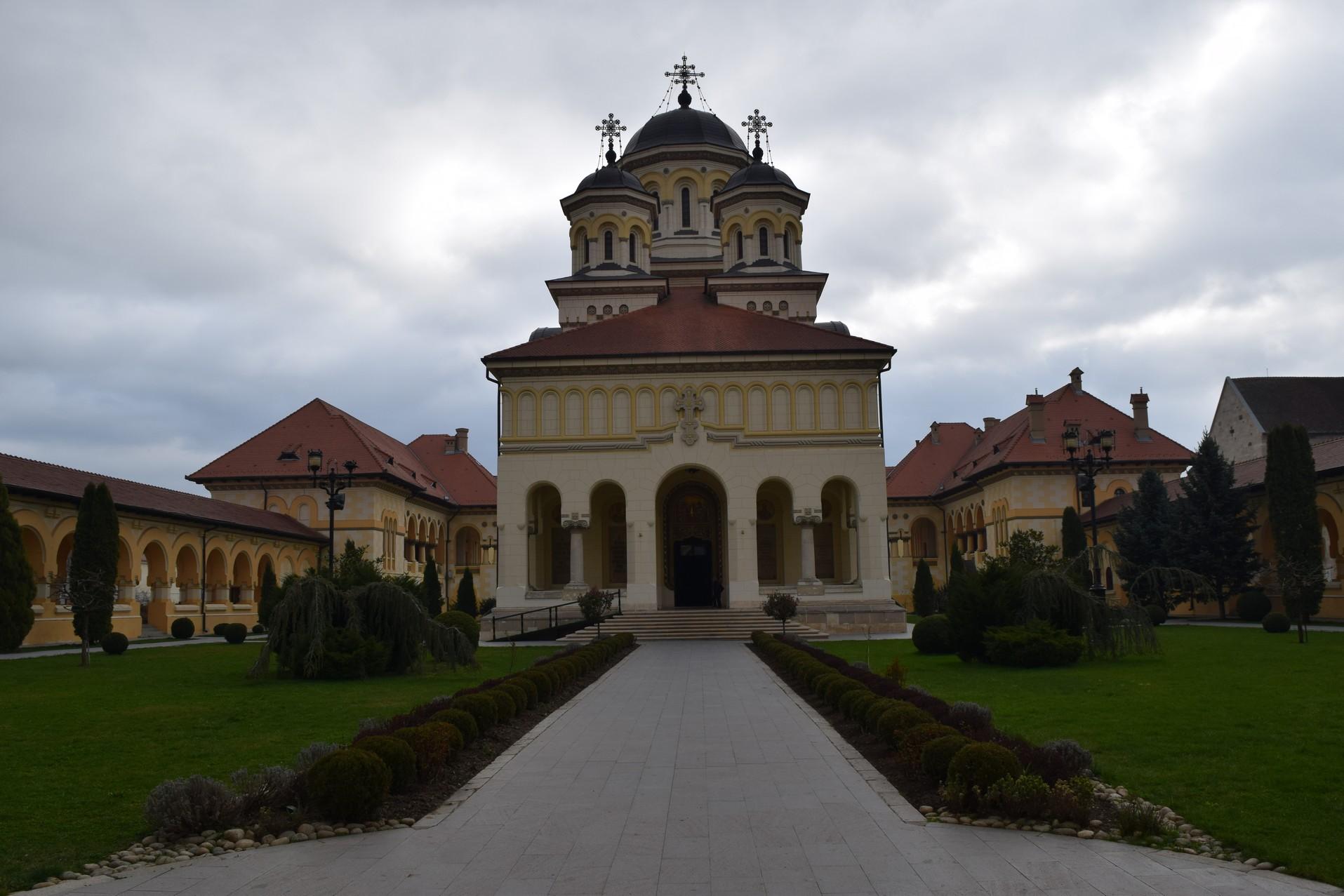 Voyage en Roumanie Alba Iulia