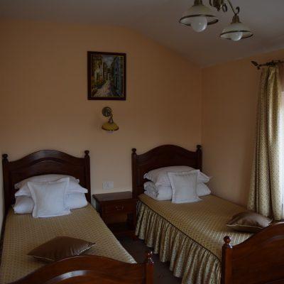 Voyage en Roumanie : Villa Precioasa Alba Iulia