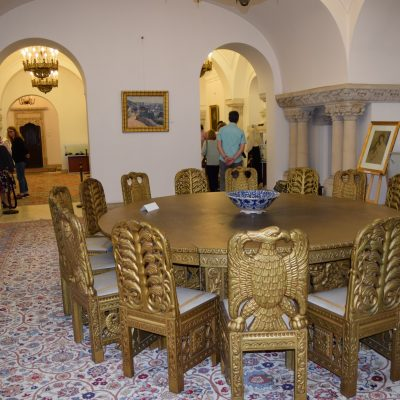 Cotroceni palace. Council room.