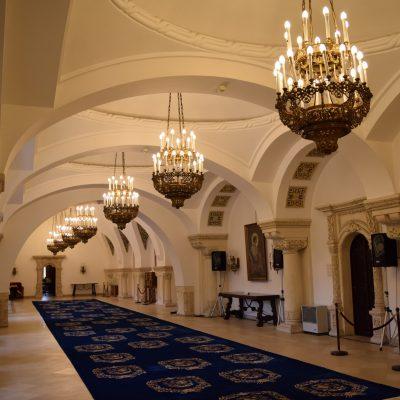 Le palais de Cotroceni.