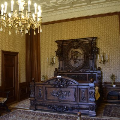 Cotroceni palace. The Guest room.