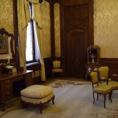 Cotroceni palace. A Guest Room.
