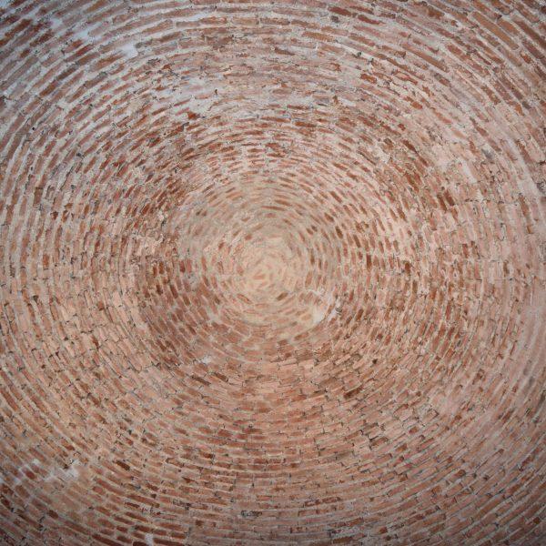 Le sous-sol du Palais de Potlogi.