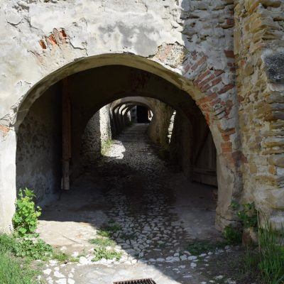 L'église fortifiée de Biertan.