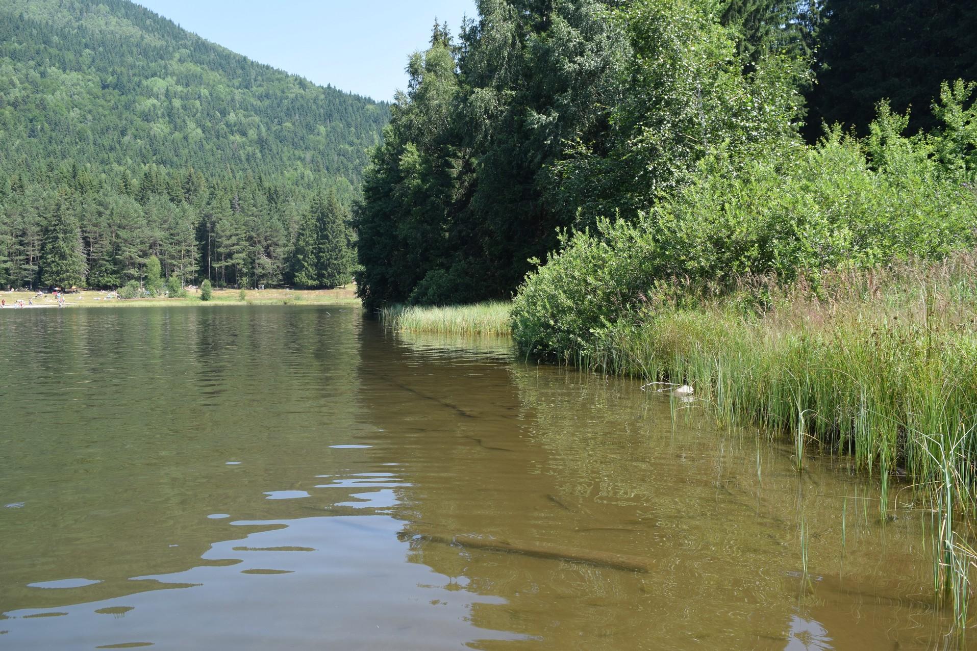 Lacs en Roumanie Saint Anne
