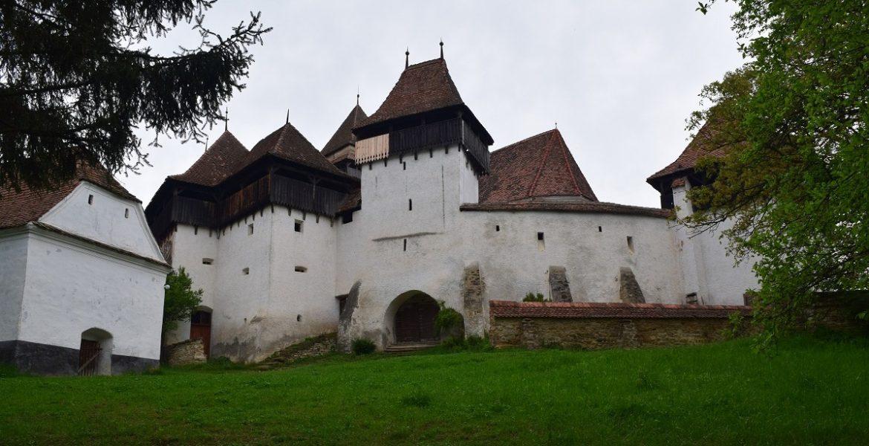 L'église fortifiée de Viscri