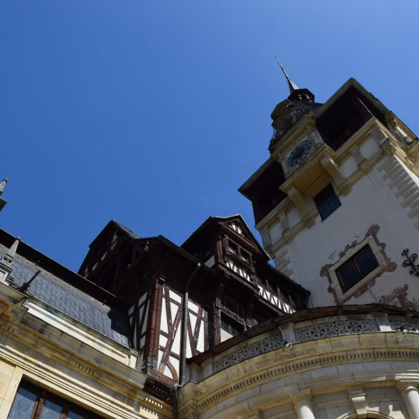 Le Château Peles.