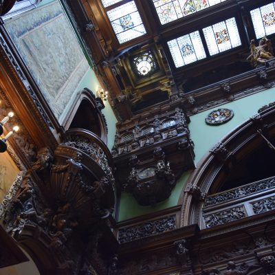Hall of Honor, of Peles castle.