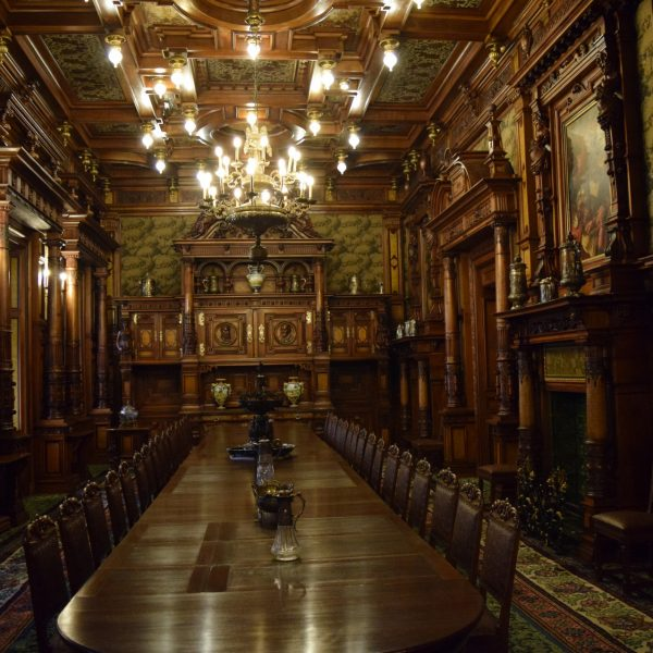 A room of Peles castle.
