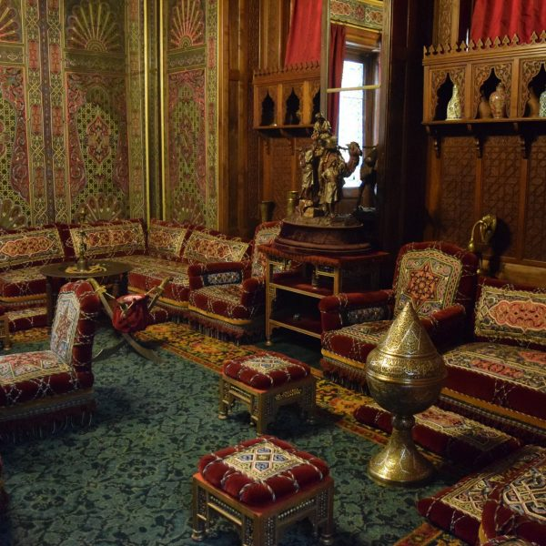 Turkish room of Peles castle