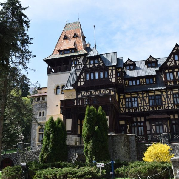 Pelisor castle, close from Peles castle