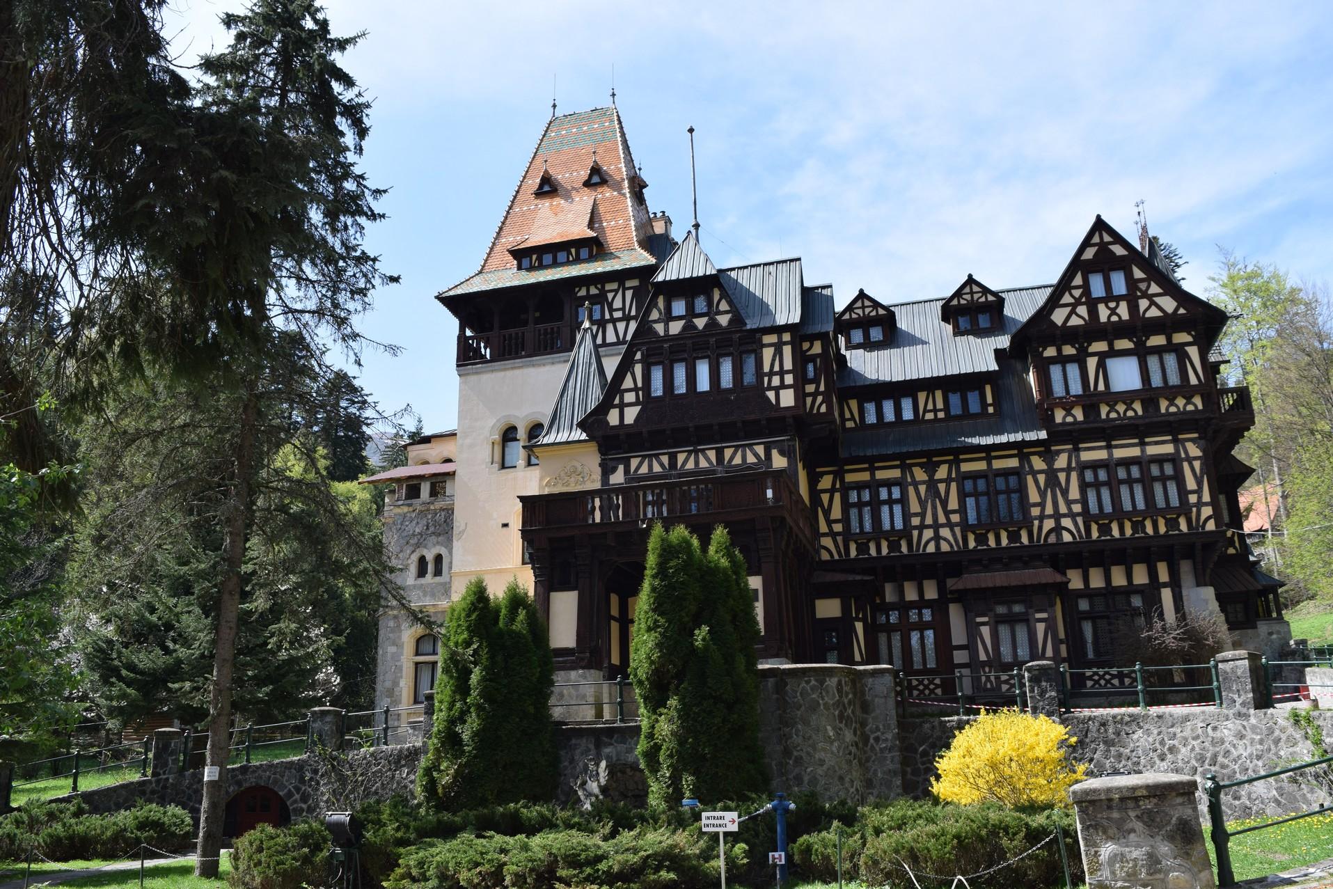 chateau Peles pelisor