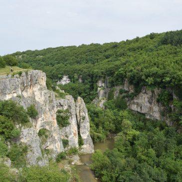 Le Canyon Emen, une retrouvaille avec la belle nature proche de Veliko Tarnovo