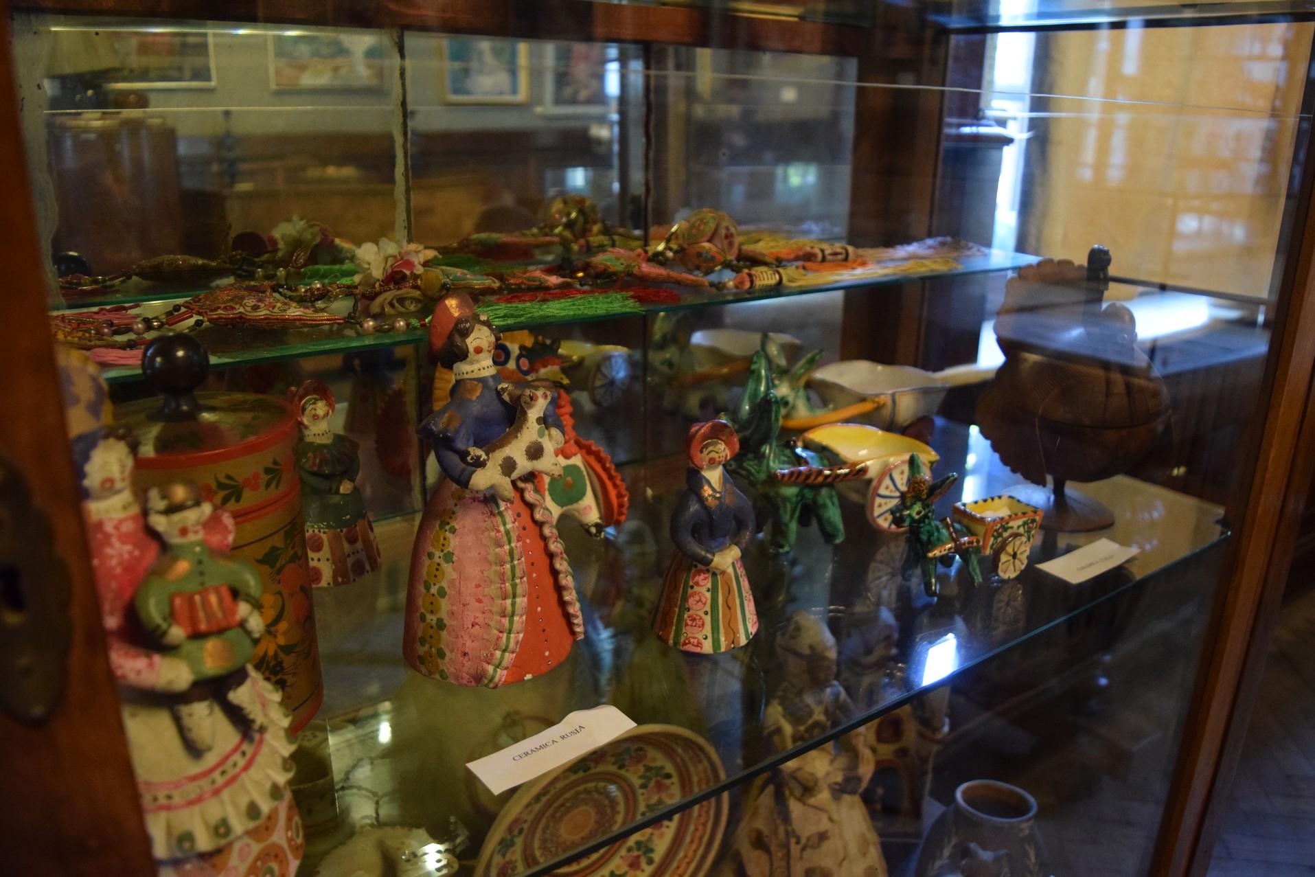 Musée Ligia Pompiliu Macovei