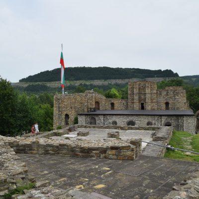 Le palais royal de Tzarevetz dans Veliko Tarnovo.