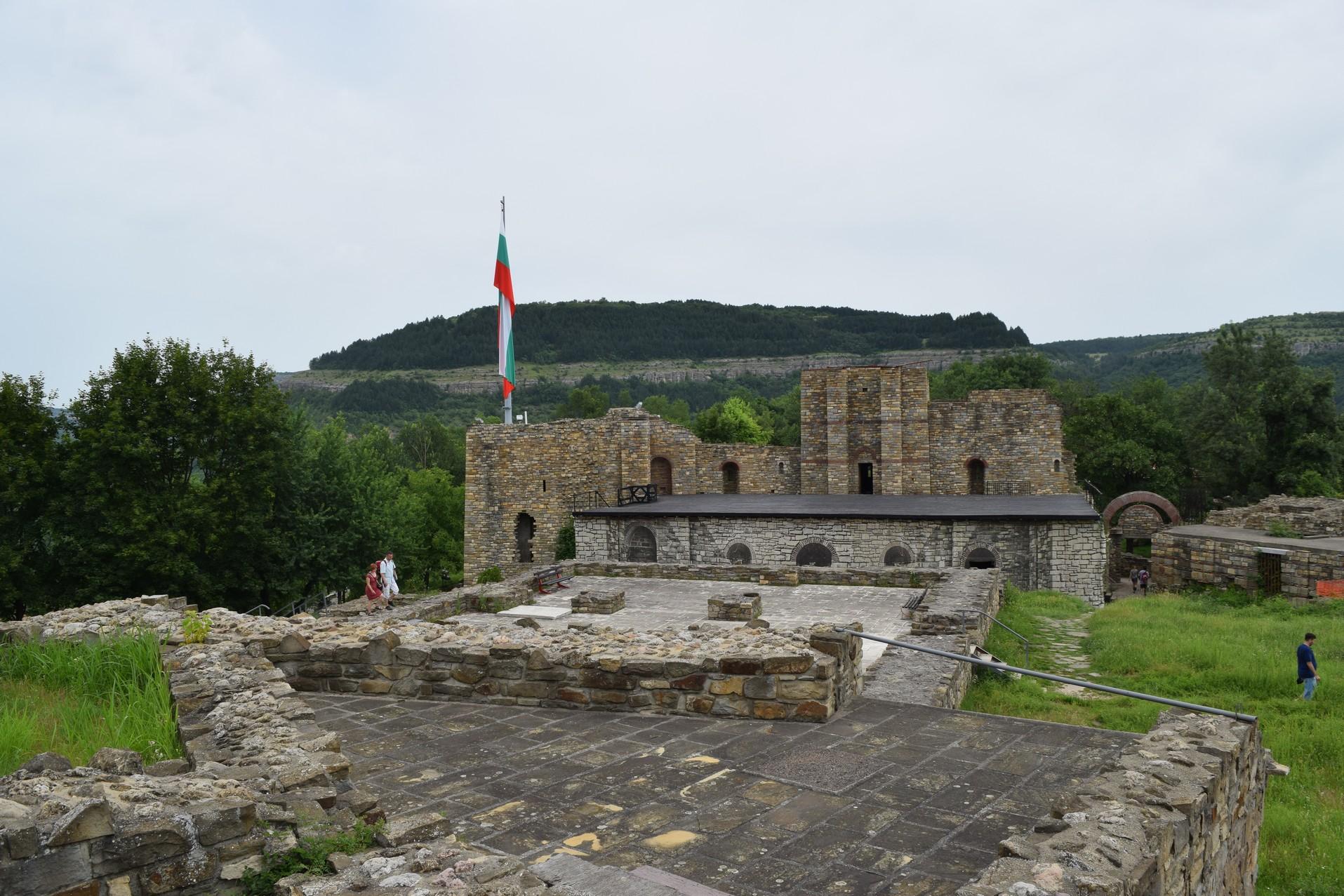 citadelle de veliko tarnovo