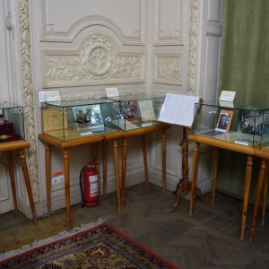 Inside the George Enescu National Museum